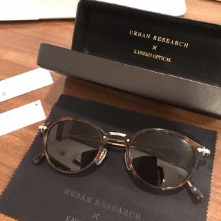 アーバンリサーチ(URBAN RESEARCH)の金子眼鏡×アーバンリサーチ サングラス(サングラス/メガネ)