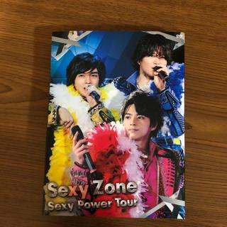 セクシー ゾーン(Sexy Zone)のSexy Power Tour (ミュージック)