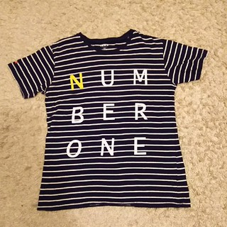 イッカ(ikka)の ikka イッカ 半袖Tシャツ 160(Tシャツ/カットソー)