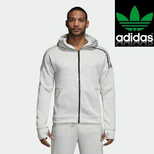 adidas(アディダス)の★新品  ADIDAS Z.N.E. ファストリリース  ヘザーアッシュシルバー スポーツ/アウトドアのトレーニング/エクササイズ(トレーニング用品)の商品写真