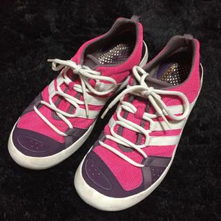 アディダス(adidas)のadidas アディダス スニーカー ランニング 新品未使用(スニーカー)