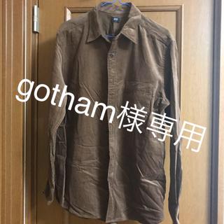 ユニクロ(UNIQLO)のgotham様専用(シャツ)