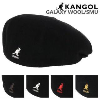 カンゴール(KANGOL)のカンゴール ハンチング帽 ブラック(ハンチング/ベレー帽)