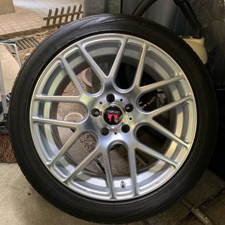 ビーエムダブリュー(BMW)のBMW7 シリーズ 社外 タイヤ ホイール セット F01 (タイヤ・ホイールセット)