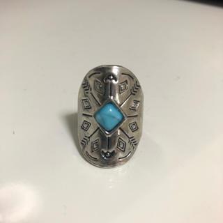 ターコイズ指輪(リング(指輪))