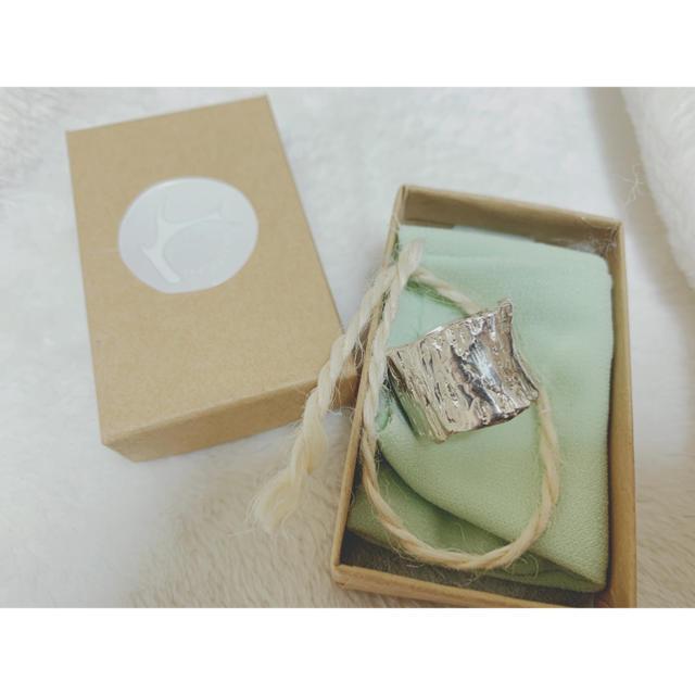 プリュイ ブルーリング  レディースのアクセサリー(リング(指輪))の商品写真