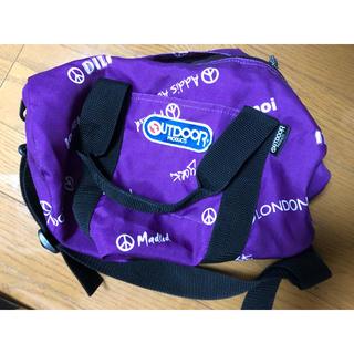 アウトドアプロダクツ(OUTDOOR PRODUCTS)のボストン型バッグ(ボストンバッグ)