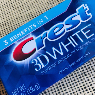 Crest 3Dホワイト Radiant Mint - 4.8oz