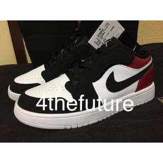 sports shoes 2ecf9 31ac7 ナイキ(NIKE)の19cm NIKE AIR JORDAN 1 LOW ALT PS ジョーダン(スニーカー