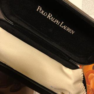 ポロラルフローレン(POLO RALPH LAUREN)のラルフローレン メガネケース(サングラス/メガネ)