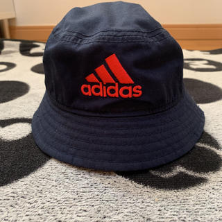 アディダス(adidas)の最終値下げアディダスadidasハット52cm(帽子)