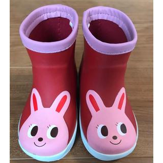 ミキハウス(mikihouse)のミキハウス 長靴  13cm(長靴/レインシューズ)