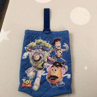ディズニー(Disney)の男の子用 シューズ入れ(シューズバッグ)