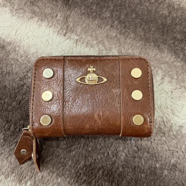 Vivienne Westwood(ヴィヴィアンウエストウッド)のVivienne Westwood ミニ財布 小銭入れ カード入れ レディースのファッション小物(財布)の商品写真