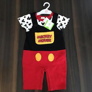 Disney - ミッキーマウス カバーオール