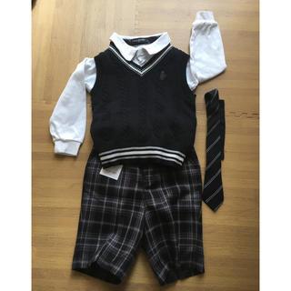 シマムラ(しまむら)の入園式 男の子 フォーマル 95cm(ドレス/フォーマル)