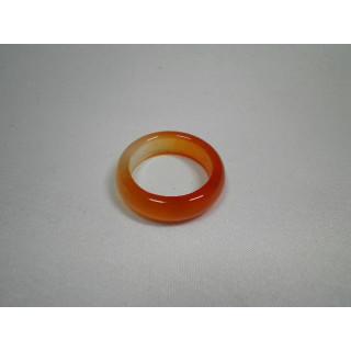 ●パワーストーン●天然石メノウ指輪●瑪瑙 めのう●14号リング●D54a28●(リング(指輪))