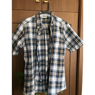 チェックシャツ(半袖)(シャツ)