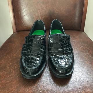スライ(SLY)のSLY エナメル ローファー(ローファー/革靴)