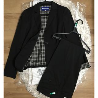 バーバリーブルーレーベル(BURBERRY BLUE LABEL)のバーバリーブルーレーベルパンツスーツ(スーツ)