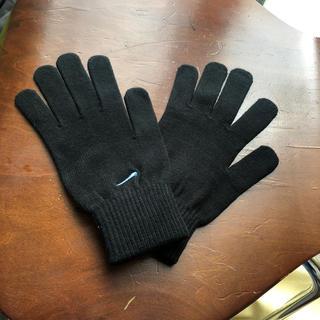 ナイキ(NIKE)の新品ナイキ手袋 ニット手袋 ゴルフ サッカー スポーツグローブ 小物 Nike (手袋)