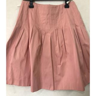 アンテプリマ(ANTEPRIMA)の週末お値下げ! 春色♡ アンテプリマスカート サイズ38(ひざ丈スカート)