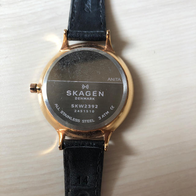 SKAGEN(スカーゲン)のSKAGEN腕時計💕お得💕 レディースのファッション小物(腕時計)の商品写真