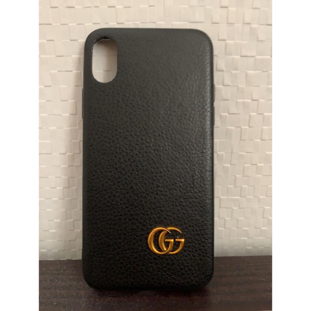 Gucci - GUCCI iPhone Xsの通販 by @'s shop|グッチならラクマ