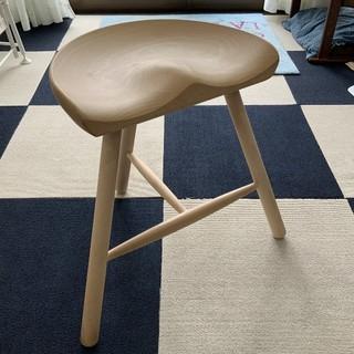 アクタス(ACTUS)の70さま専用 シューメーカー椅子(その他)