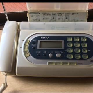 FAX 電話(電話台/ファックス台)