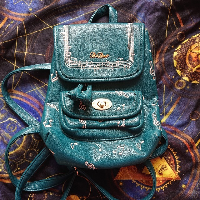 LIZ LISA(リズリサ)のLIZ LISA リズリサ ミニリュック レディースのバッグ(リュック/バックパック)の商品写真