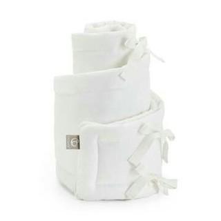 ストッケ(Stokke)の【あなみぃ様専用ページ】stokke mini bumper white(ベビーベッド)