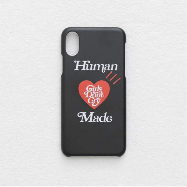 girls don't cry human made iPhoneX ケースの通販