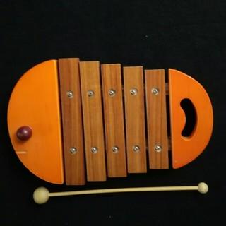 ボーネルンド(BorneLund)のボーネルンドBorneLund シロフォン 木琴(楽器のおもちゃ)