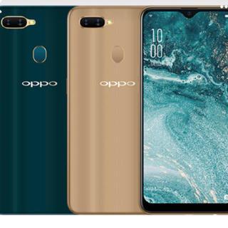 アンドロイド(ANDROID)のAX7  OPPO simフリー ブルー(スマートフォン本体)