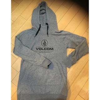 volcom - VOLCOM ボルコムパーカーレディース美品M