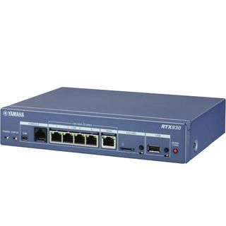 ヤマハ(ヤマハ)のゆず様専用 5台セット YAMAHA RTX830 ギガアクセスVPNルーター(PC周辺機器)