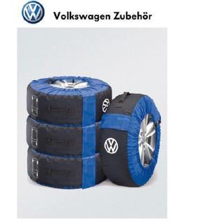 フォルクスワーゲン(Volkswagen)のVW ワーゲン タイヤカバー  タイヤバック タイヤトート タイヤ保管カバー(車外アクセサリ)