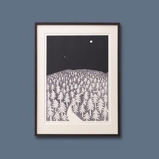 ミナペルホネン(mina perhonen)のあきら様専用 ミナペルホネン house in the forest ポスター(その他)