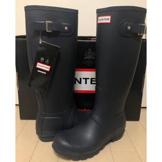 ハンター(HUNTER)のHUNTER 新品(レインブーツ/長靴)