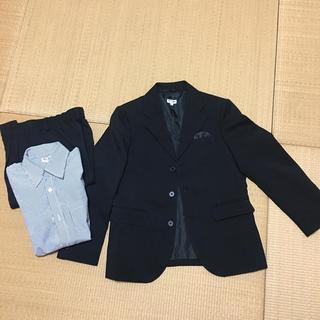 シマムラ(しまむら)の男の子 フォーマルスーツ 3点セット 入学式に(ドレス/フォーマル)