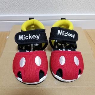 ディズニー(Disney)のミッキーサンダル(サンダル)