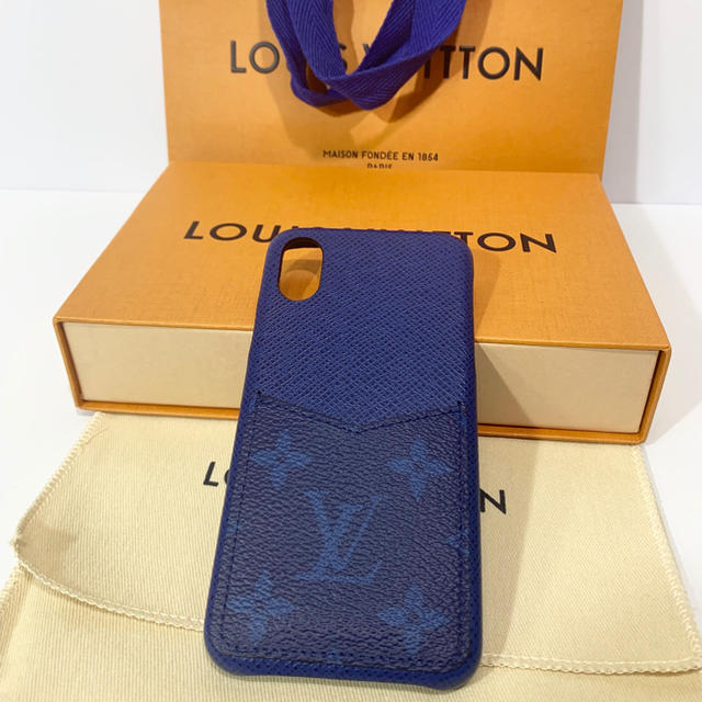 LOUIS VUITTON - First様専用 ヴィトンタイガ×モノグラムエクリプスIPHONEカバーX・Xsの通販 by H・T's shop|ルイヴィトンならラクマ