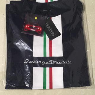 フェラーリ(Ferrari)の希少✨フェラーリ✨チャレンジストラダーレ✨Tシャツ✨Ferrari✨新品未使用(Tシャツ(半袖/袖なし))