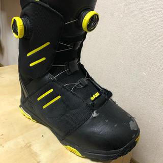 フロー(FLOW)のFLOW HYLITE FOCUSスノーボード ブーツ(ブーツ)