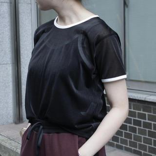 アレッジ(ALLEGE)のALLEGE シアーTシャツ(Tシャツ(半袖/袖なし))