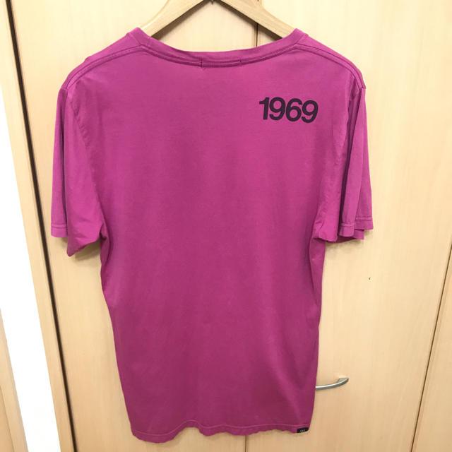 Thee Hysteric XXX(ジィヒステリックトリプルエックス)のTHEE HYSTERIC XXX David Bowie グラフィックフォト メンズのトップス(Tシャツ/カットソー(半袖/袖なし))の商品写真