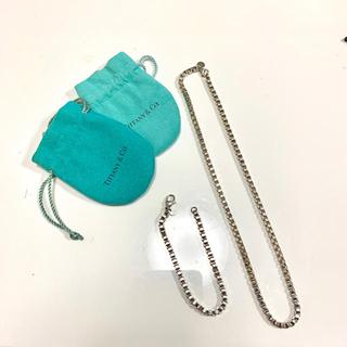 ティファニー(Tiffany & Co.)のティファニー✨ネックレス&ブレスレット✨(ネックレス)