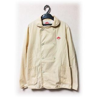 ダントン(DANTON)のDANTON ダントン コックジャケット コート 男女兼用 日本製 フランス (カバーオール)