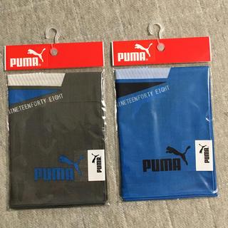 プーマ(PUMA)のプーマ ハンカチ(ハンカチ/ポケットチーフ)